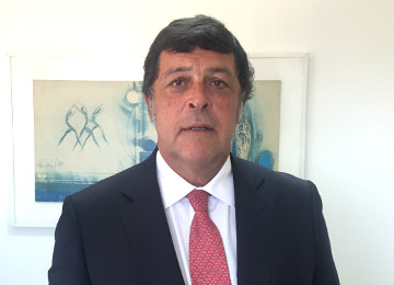 Carlos Fontão de Carvalho, Senior Partner. Responsible for Luanda office.
