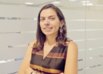 Camila Riso Sousa, Supervisor / Tax Services